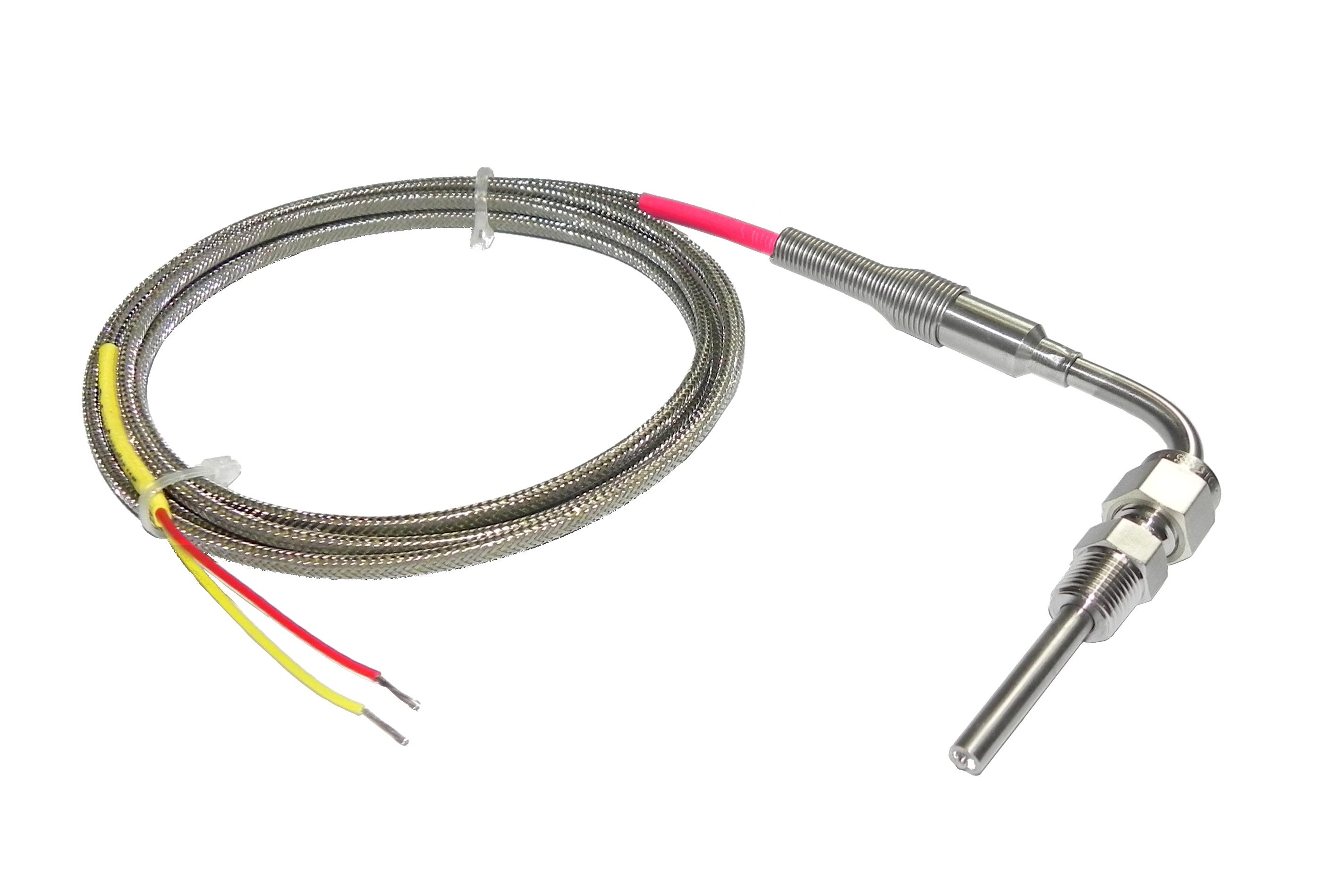 EGT Probe Exhaust Gas Temperature Sensor - 3/16