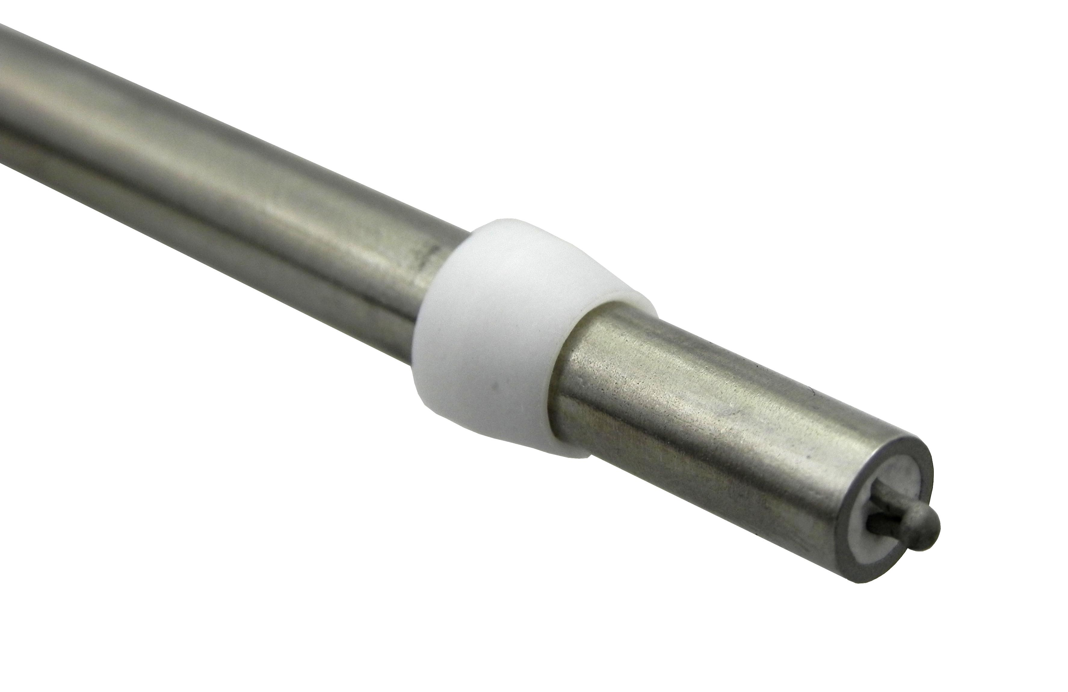 Ptfe ferrule for thermocouple compression fitting