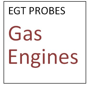 EGT Probes for Gas Engines